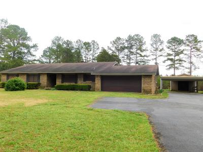 Single Family Home Sale Pending: 872 Calvary Rd