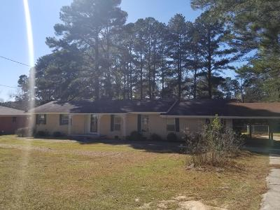 Winston County Single Family Home For Sale: 905 N Columbus Ave