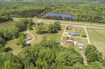 West Point Single Family Home For Sale: 4332-4272 Hwy 45a S