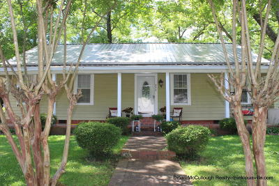 Single Family Home For Sale: 233 Water Ave