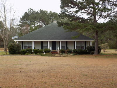 Hattiesburg MS Single Family Home Sold: $149,900
