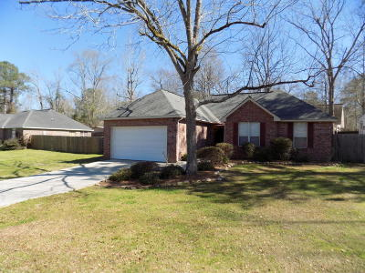 Hattiesburg MS Single Family Home Sold: $159,900