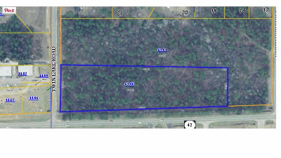 Petal Residential Lots & Land For Sale: Hwy 42