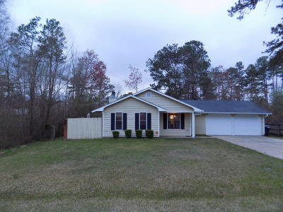 Hattiesburg MS Single Family Home Sold: $114,900