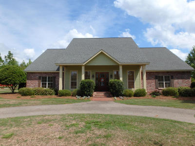 Hattiesburg Single Family Home For Sale: 366 J C Bryant Rd.