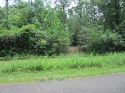 Sumrall Residential Lots & Land For Sale: Lot 7 Rock Hill Rd.