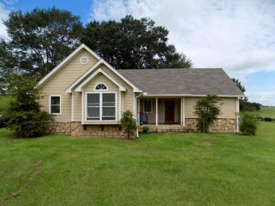 Purvis MS Single Family Home Sold: $139,000