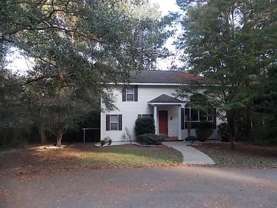Hattiesburg Single Family Home For Sale: 48 Englewood