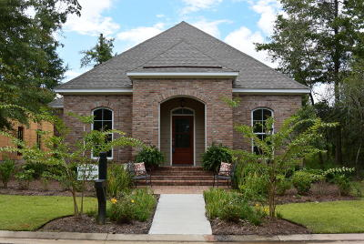 Hattiesburg Single Family Home For Sale: 117 Midtown Square