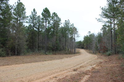 Seminary, Sumrall Residential Lots & Land For Sale: 154 Acres Ms-42