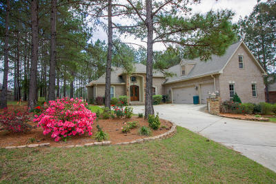 Hattiesburg MS Single Family Home For Sale: $374,900