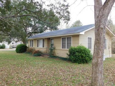 Petal Single Family Home For Sale: 200 Albert St.