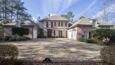 Hattiesburg Single Family Home For Sale: 18 Waterford Dr.