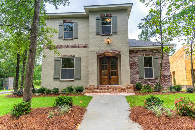 Hattiesburg Single Family Home For Sale: 113 Midtown Square