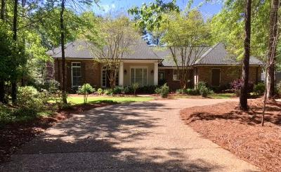 Hattiesburg MS Single Family Home For Sale: $775,000