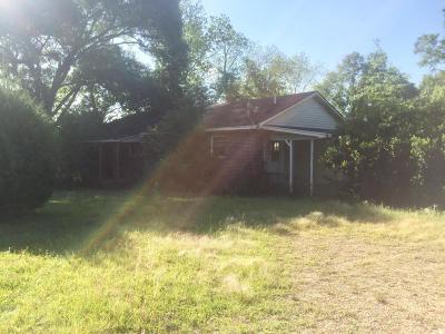 Purvis Single Family Home For Sale: 13 Ledbetter Dr.