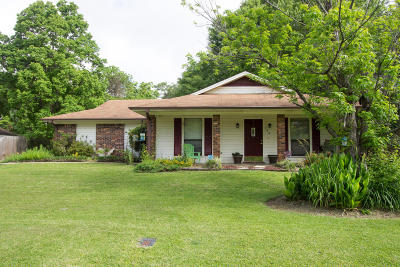 Hattiesburg MS Single Family Home For Sale: $129,500