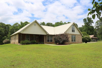 Jefferson Davis County Single Family Home For Sale: 2675 Gates Rd.