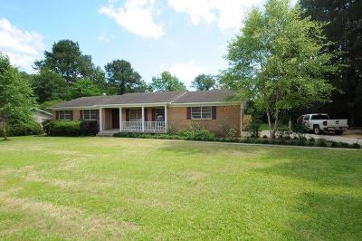 Jefferson Davis County Single Family Home For Sale: 1159 Magnolia Ave
