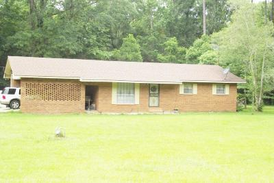 Taylorsville Single Family Home For Sale: 187 Smith County Road 8