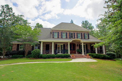 Hattiesburg MS Single Family Home For Sale: $476,900