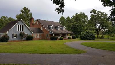 Petal, Purvis Single Family Home For Sale: 6024 Us Hwy 11