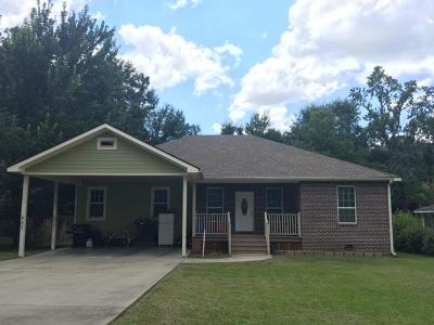 Petal Single Family Home For Sale: 507 James St.