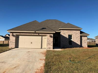 Hattiesburg MS Single Family Home For Sale: $190,000