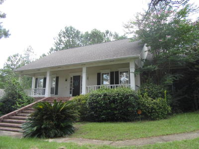 Petal, Purvis Single Family Home For Sale: 20 Timber Ridge