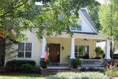 Hattiesburg Single Family Home For Sale: 9 N Stoneridge