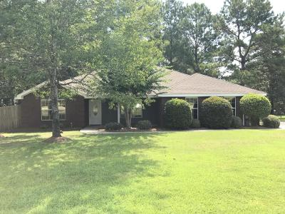 Petal, Purvis Single Family Home For Sale: 4 S Windridge Loop