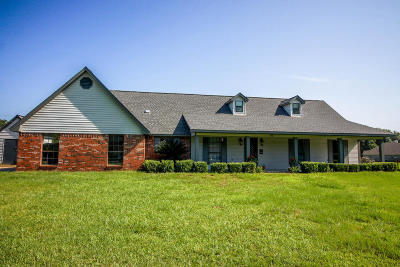 Hattiesburg Single Family Home For Sale: 23 W Pecan Ln.