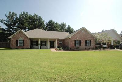 Petal, Purvis Single Family Home For Sale: 1 Lynwood Drive Purvis Dr.