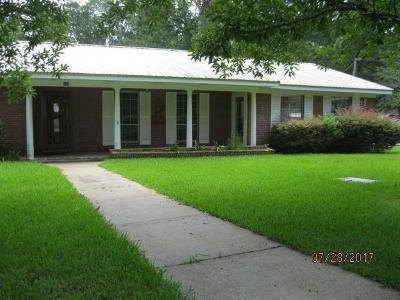 Seminary Single Family Home For Sale: 108 Walnut Ave.