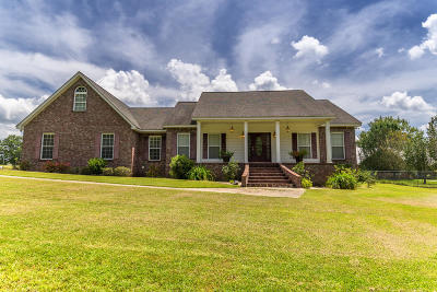 Petal Single Family Home For Sale: 5 Morning Star Cir.