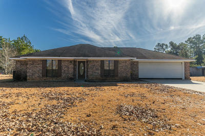 Petal, Purvis Single Family Home For Sale: 9 Thames Ln.