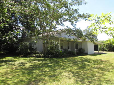 Jefferson Davis County Single Family Home For Sale: 228 Grange Rd.