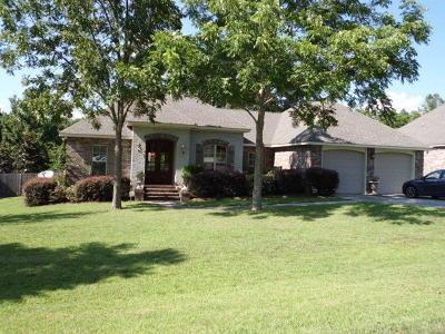 Clear Creek Single Family Home For Sale: 5 Ridgeside