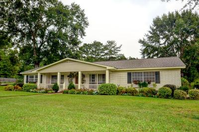 Jefferson Davis County Single Family Home For Sale: 1421 Sebron St.