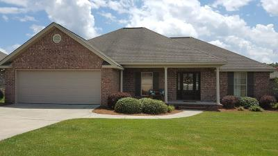 Sumrall Single Family Home For Sale: 6 East Spruce