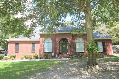 Petal, Purvis Single Family Home For Sale: 25 Par 4 Dr.