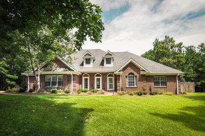 Petal Single Family Home For Sale: 168 Cherry Oak