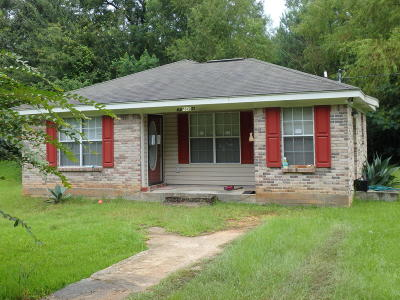 Sumrall Single Family Home For Sale: 64 Pond St.