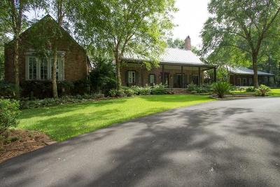 Seminary, Sumrall Single Family Home For Sale: 314 Marson Trigg Rd.