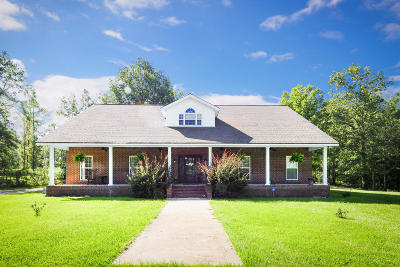 Seminary, Sumrall Single Family Home For Sale: 414 Farve Rd.