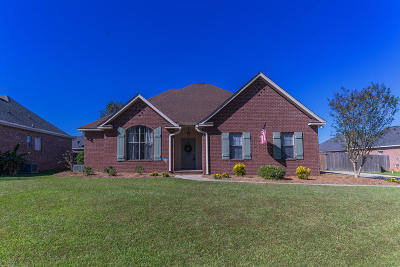 Petal MS Single Family Home For Sale: $169,900