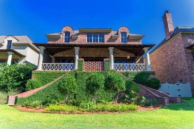 Canebrake Single Family Home For Sale: 50 Golf Club Rd.