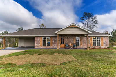 Petal MS Single Family Home For Sale: $148,900