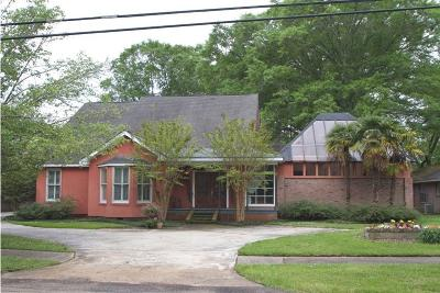 Covington County Single Family Home For Sale: 109 S Main St.