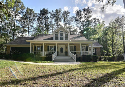 Canebrake Single Family Home For Sale: 22 Canebrake Blvd.